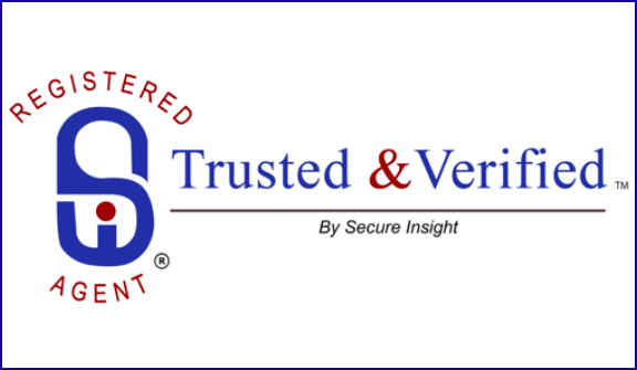Registered SI Agent Trusted & Verified by Secure Insight TM